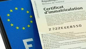 Certificat de conformité de mon véhicule