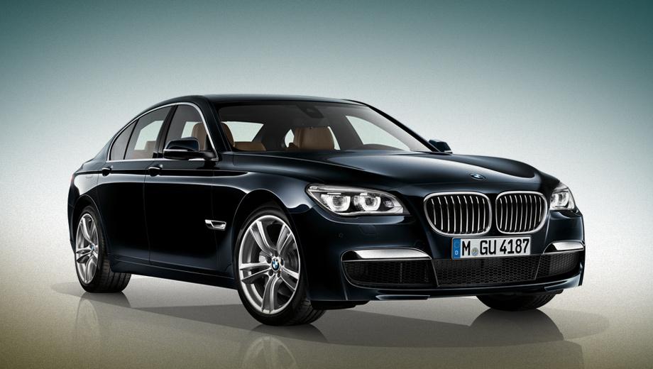 COC modèle BMW M7